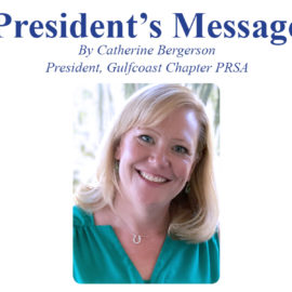 March President's message