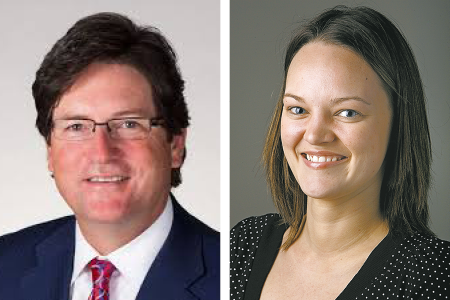 Barker and Fisher to speak during May Lunch N Learn