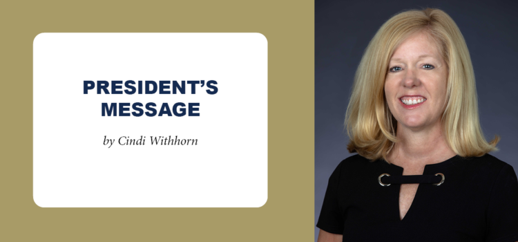 May 2021 President's Message