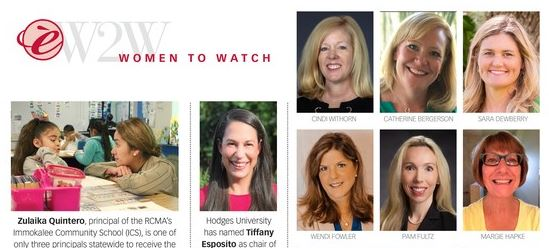 Gulf Coast Chapter featured in eBella's Women to Watch